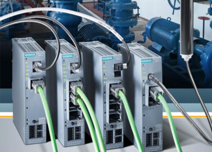Como partners de Siemens trabajamos principalmente productos Scalance
